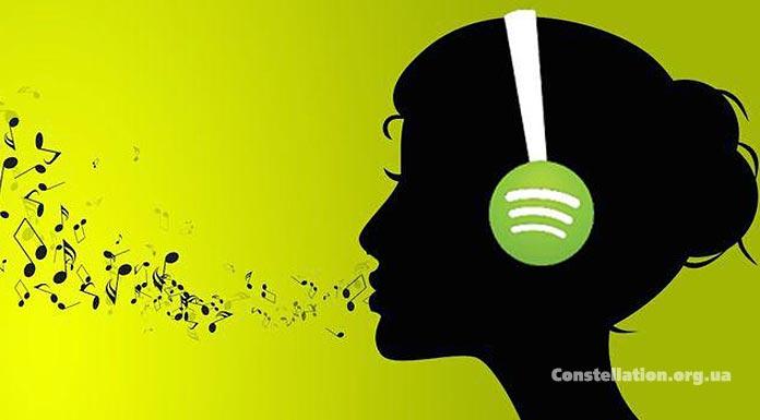 Spotify listen - Сузір'я Україна
