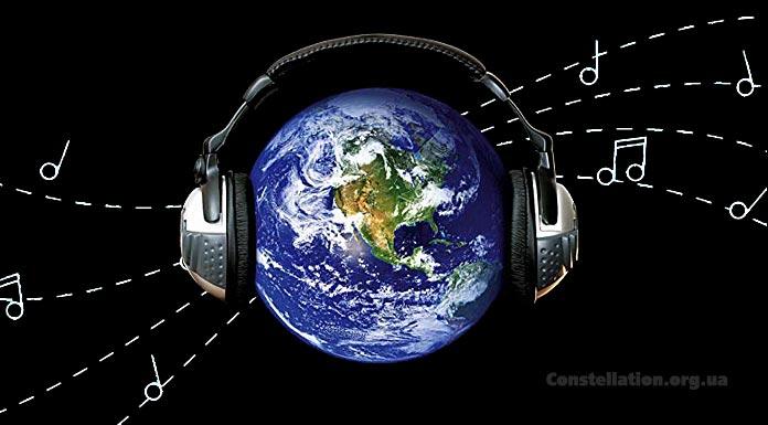 Музика у світі. Сузір'я Україна. Constellation Ukraine