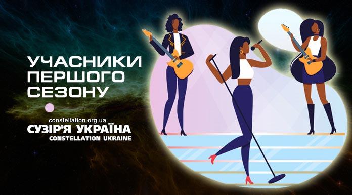 Сузір'я Україна Конкурс, учасники. Constellation Ukraine Contest